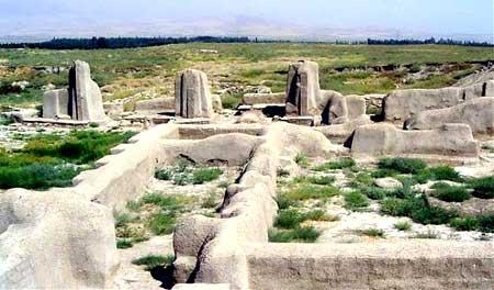 تپه حسنلو آذربایجان غربی