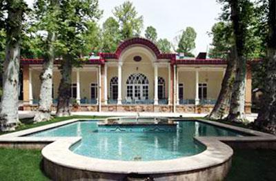 باغ فرمانیه تهران