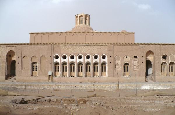 بزرگترین خانه خشتی گلی جهان – کرمان