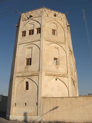 برج خورموج – بوشهر