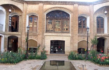 خانه تاریخی لطفعلیان – همدان