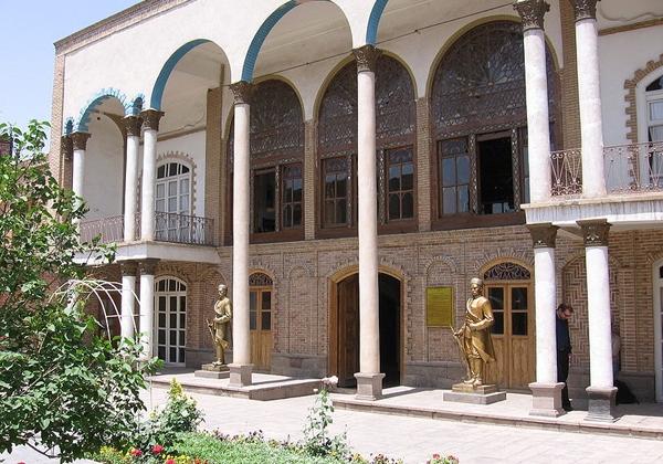 خانه مشروطه – آذربایجانشرقی