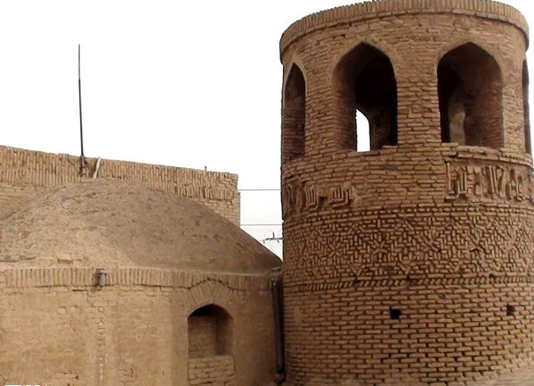 مسجد سرخ مرکزی