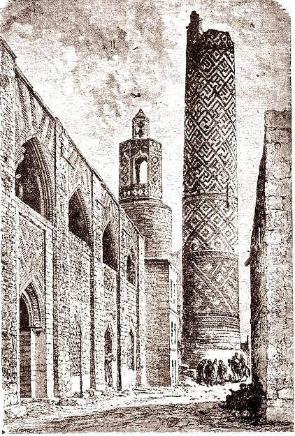 مسجد جامع شوشتر خوزستان