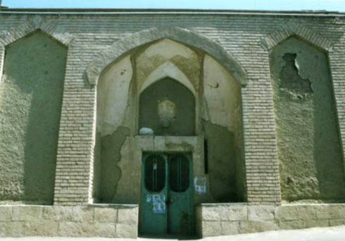 مسجد جامع تاریخی نیمور مرکزی