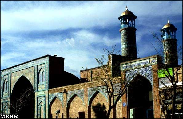 مسجد جامع سنندج کردستان