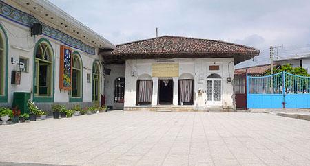 مسجد مقدس محدثین مازندران