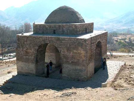 آتشکده نیاسر اصفهان