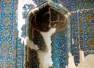 مسجد کبود تبریز آذربایجانشرقی
