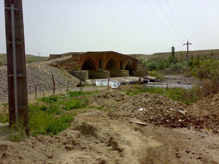 تاریخچه پل در ایران