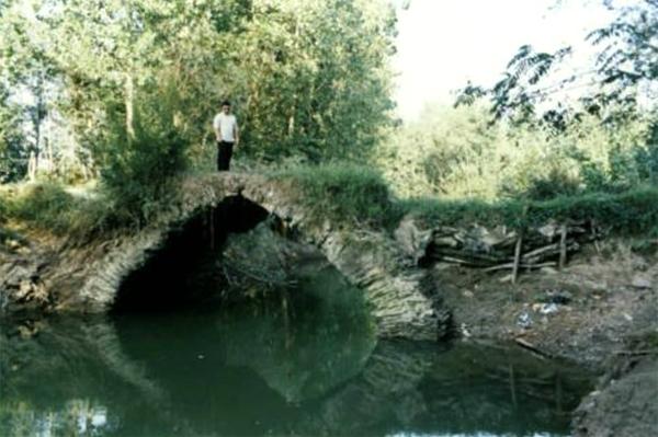 پل خشتی نیاکو (کوچک پرده) – گیلان