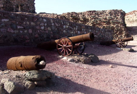 قلعه پرتغالیها – هرمزگان