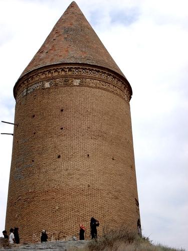 برج رادکان – گلستان
