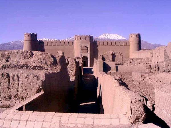 ارگ تاریخی راین کرمان