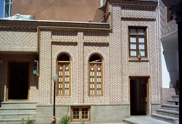 خانه سلماسی – آذربایجانشرقی