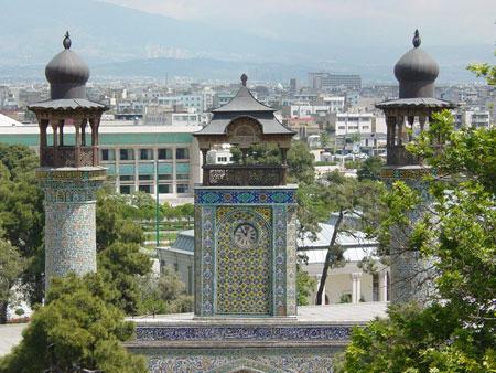 مسجد و مدرسه سپهسالار تهران