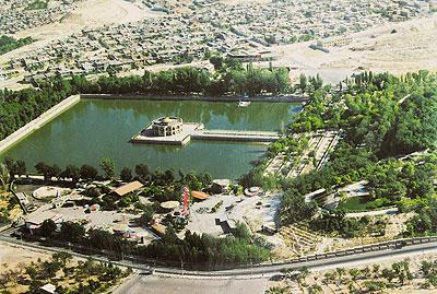 باغ ائلگلی (شاه گلی) آذربایجانشرقی