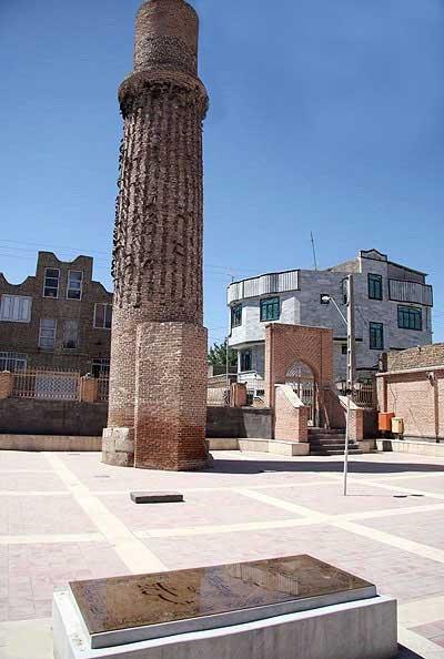 برج شمس تبریزی – آذربایجانغربی
