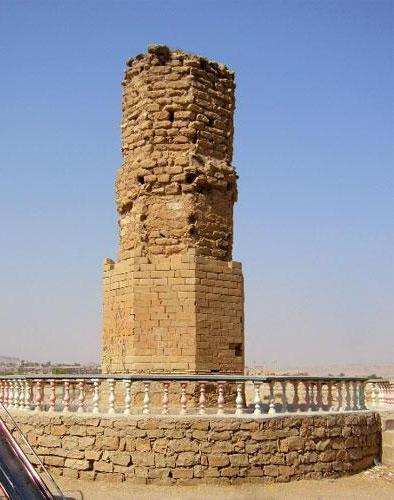 برج کلاهفرنگی شوشتر خوزستان