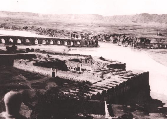 قلعه سلاسل – خوزستان