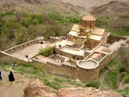 کلیسای سنت استپانوس آذربایجانغربی