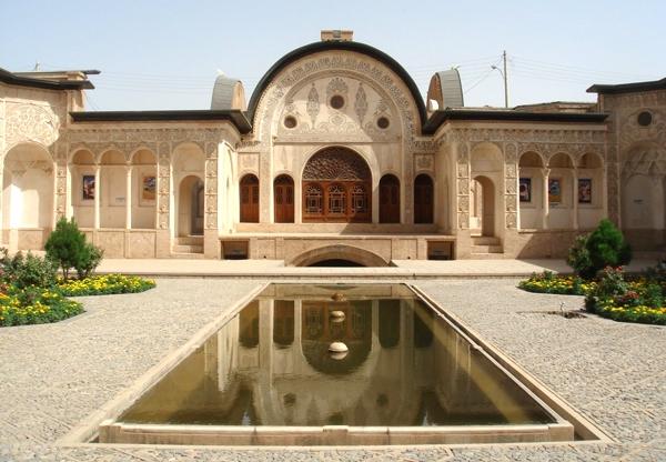 خانه طباطباییهای کاشان – اصفهان