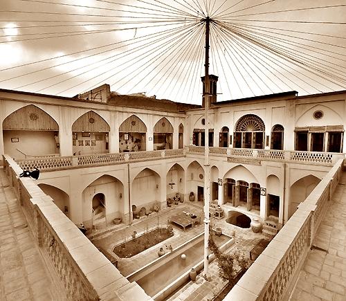 خانه تاریخی تاج – اصفهان