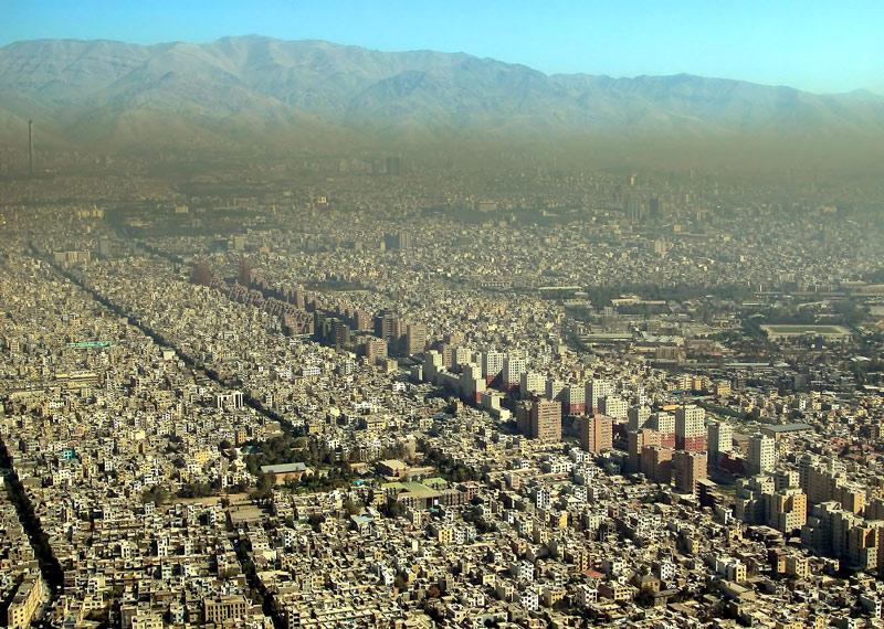 آزادسازی اراضی تصرف شده حریم تهران