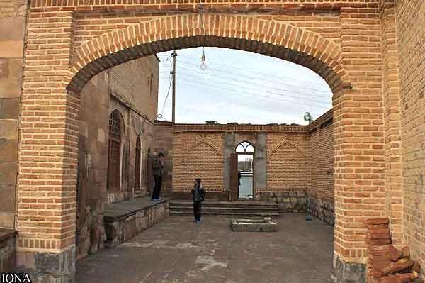 مسجد سنگى ترک آذربایجانشرقی