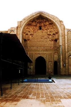 مسجد جامع ورامین تهران
