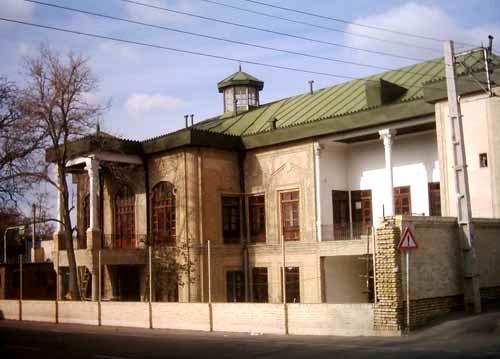 خانه ذوالفقاری – زنجان