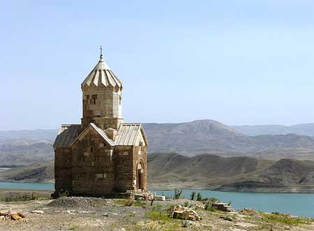 کلیسای مریم مقدس آذربایجانغربی