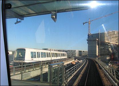 مترو کپنهاگ دانمارک