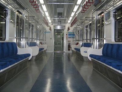 مترو سئول کره جنوبی