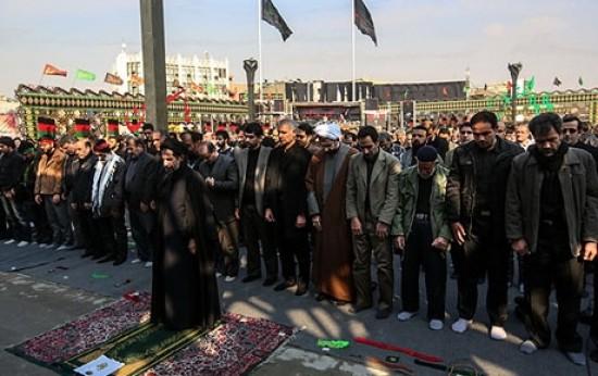 بررسی ارتباط میان هویت مذهبی و کالبدی شهر تهران۳