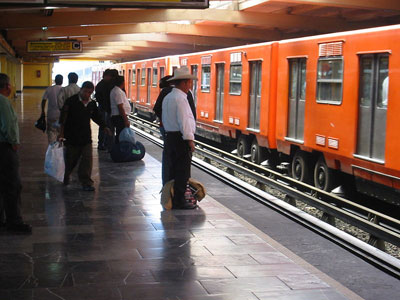 مترو مکزیکو سیتی مکزیک