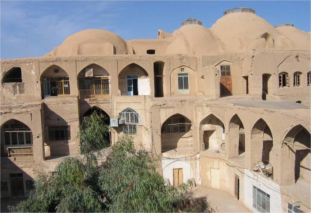 معماری ایرانی اسلامی نهادینه شود