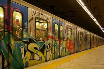 مترو رم ایتالیا