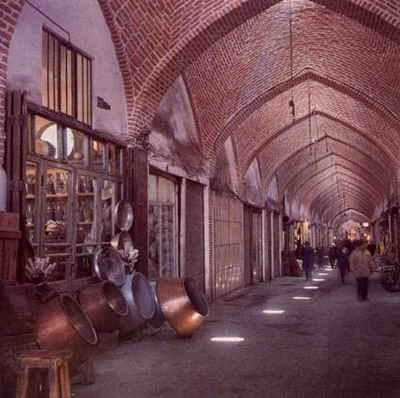 چرا بازار تبریز جایزهی معماری گرفت؟