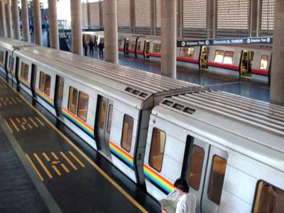 مترو کاراکاس ونزوئلا