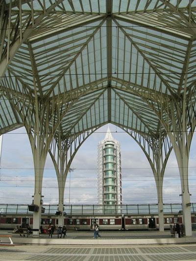 مترو لیسبون پرتغال