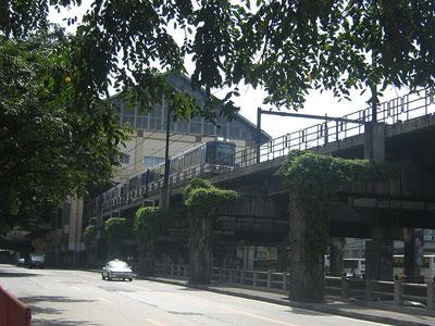 مترو مانیل فیلیپین