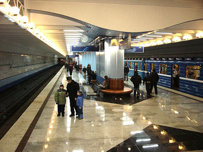 مترو مینسک بلاروس