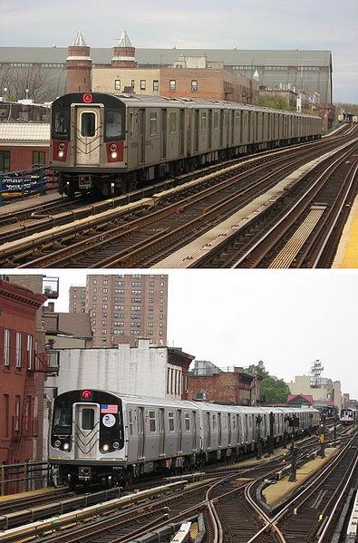 مترو نیویورک آمریکا