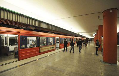مترو اسلو نروژ