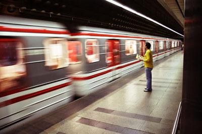 مترو پراگ جمهوری چک