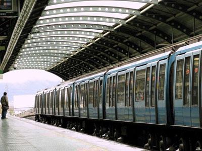 مترو سانتیاگو
