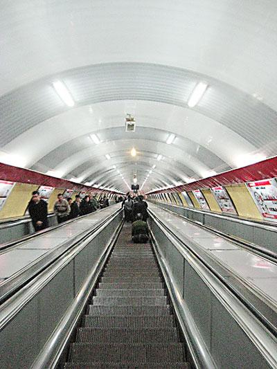 مترو تفلیس گرجستان