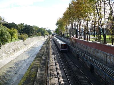 مترو وین اتریش