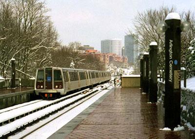 مترو واشنگتن آمریکا